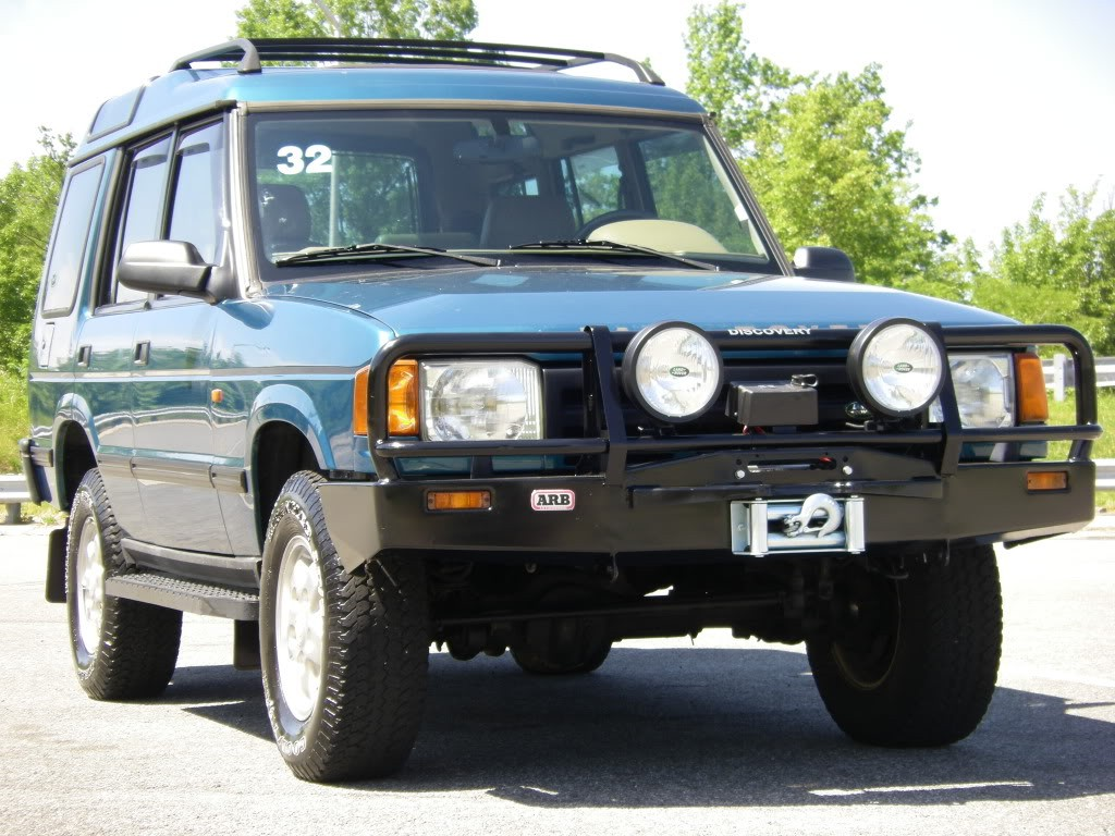 still road pal for on bar sells forums classifieds arb will and with overall rig the take finish sliders bull it off sale non when bumper landrover land scrapes discovery very condition rash some is rover fj good pull